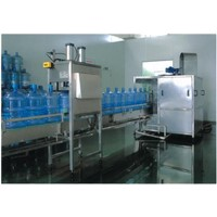 Barreled water filling machine