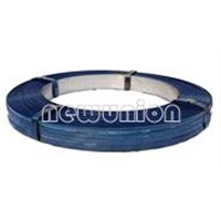 Blue Steel Packing Strips - Oscillated