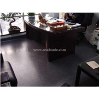 Bonie vinyl tile in office
