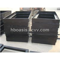 Carbon Steel Cover and Frame