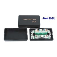 Cat.5e Connection Box,Un-Shielded Type Box