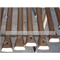Chisel Drill Rods