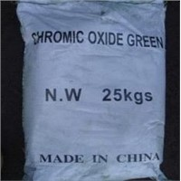 Chrome Oxide Green (Cr2O3)