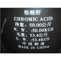 Chromic Acid Flake (CrO3)