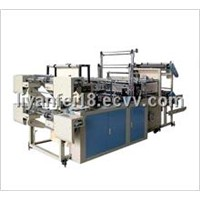 Computerized Automatic Rolling Bag Sealing and Cutting Machine