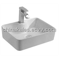 China Sanitary ware Suppliers Counter Basin (C-0646)