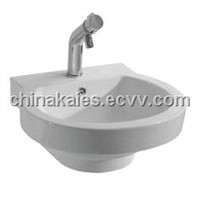 China Sanitary ware Suppliers Counter Basin (C-0645)