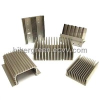 Custom machining aluminum extrusion parts