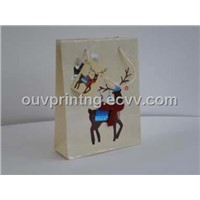 Cute Paper Bags for Christmas Gifts/Toys