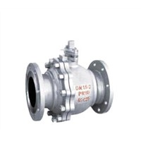 DIN Carbon Steel Ball Valve