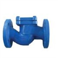 DIN Cast Iron Lifting Check Valve