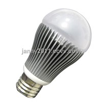 Dimmable E26 7W LED Bulb