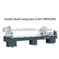 Double Head Cutting Saw (LJZ2-500X4200)
