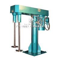 Dual-axis High-speed Disperser