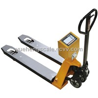 Electronic Pallet Fork Truck Scale