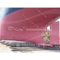 Evergreen Ship Launching Marine Airbags