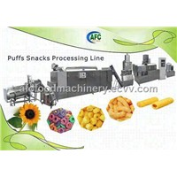 Extruded Snacks Machine--Core Filling Snacks Machinery