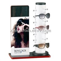 Fashion acrylic eyeglass display stand,acrylic display3