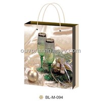 Fashion Paper Bags for Christmas Gifts