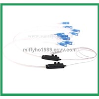 Fiber optical PLC Splitter Fiber optics