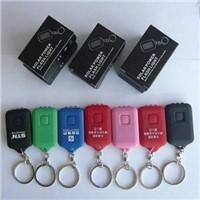 Flashlight Solar Powered Keychain