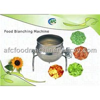 Food Blanching Equipment----Double-Jacketed Steam Cauldron