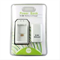 For XBOX360 Battery Charger