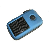 Free shipping solar charger pack with mobil speaker (SC03)