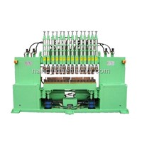 Gate-style metal mesh welding machine