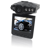 HD Car DVR Camera with IR Day and Night Vision
