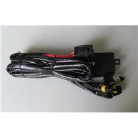 HID Fuse Relay Wire Wiring Harness H4