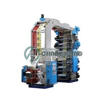 High Speed 12 Colors Flexographic Printing Machinery