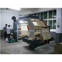 High Speed 2 Colors Non-woven Flexographic Printing Machine