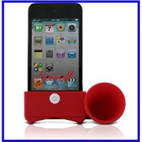 Horn Stand Speaker Amplifier for Apple iPhone 4