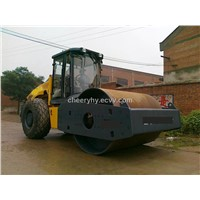 Hydraulic Single Drive Single Drum Vibratory Roller