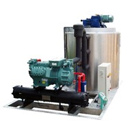Industrial Flake Ice Machine Unit