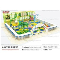 Indoor Playground Equipment  MT-T1004