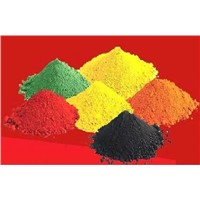 Iron Oxide (Yello, Red, Black)