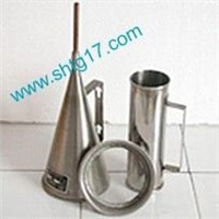 Funnel viscometer