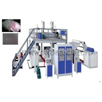 JDFPE Series The Compound Polyethylene Bubble Film Making Machine