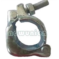 Korean type half swivel coupler