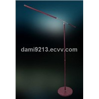 LED Aluminum table Lamp, led desk lighting, red led reading light