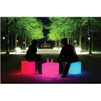 LED Cube Chair (ZL02)