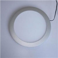 LED  panel  light  round 6