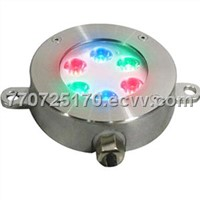 LED Underwater Light (6x1W)