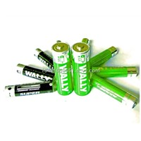 LR6AA alkaline battery