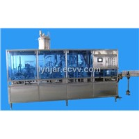 LRZB Series Automatic Paper (Plastic) Cup Filling and Sealing Machine