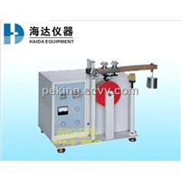 Leather case castor abrasion testing machine (HD-128)