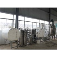 Liquid Detergent Production Line (FDF600B-2 )