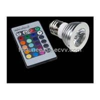 MR16 RGB LED Spot Lamp